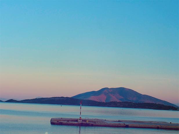 Corfu to Athens