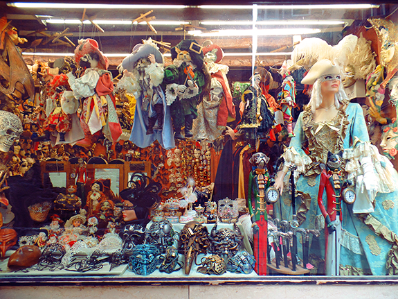 Venice Shop Window
