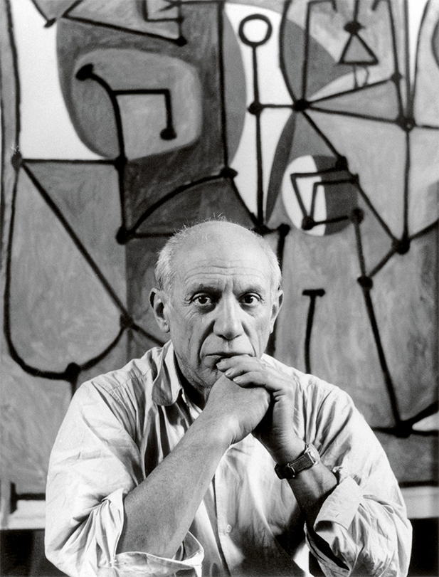 Pablo Ruiz Picasso is known by his maternal name since it is less common. Photo credit: Kübra Geyik
